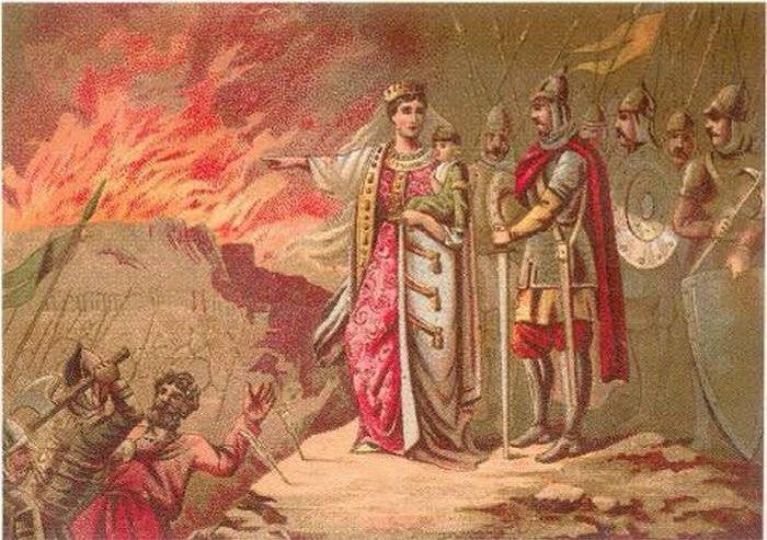 Картинки по запросу князь игорь иольга