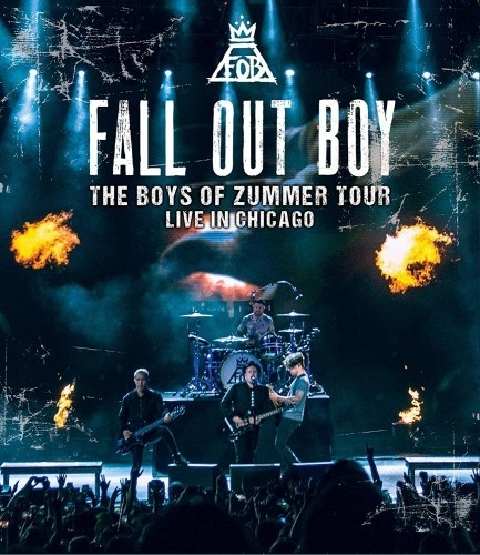 Fall Out Boy – The Boys of Zummer Tour Live in Chicago (2016)
